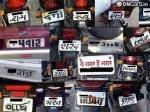 Number Plates in Maharashtra