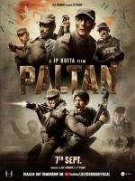 Paltan Official Trailer  Jackie Shroff Arjun Rampal Sonu Sood  J P Dutta Film