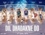 Dil Dhadakne Do : Second Saturday Box Office Collections
