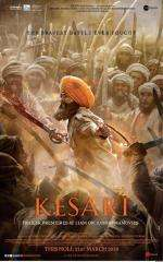 Kesari Official Trailer  Akshay Kumar and Parineeti Chopra