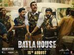 Batla House Box Office Collection  Daywise Net Earnings in India