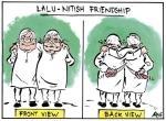 Lalu Nitish ki Dosti