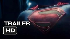 Man of Steel Official Trailer 2 (2013) - Superman Movie HD