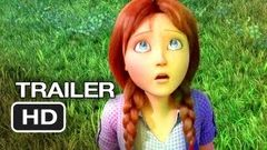 Dorothy Of Oz TRAILER 1 (2013) - Lea Michele Patrick Stewart Animated Movie HD