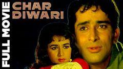 Char Diwari (1961) Hindi Full Movie   Shashi Kapoor   Nanda   Hindi Classic Movies