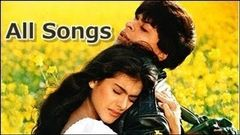 Dilwale Dulhania Le Jayenge (DDLJ) - Shahrukh Khan | Kajol - Full Songs - Juke Box