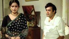 Old Bollywood Classic Movie - Daasi 7 14 - Sanjeev Kumar Rekha and Moushumi Chatterjee
