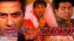 Ziddi Full Length Action Hindi Movie - Sunny Deol Raveena Tandon And Anupam Kher