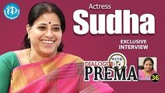 Actress Sudha Exclusive Interview Dialogue With Prema Celebration Of Life 36
