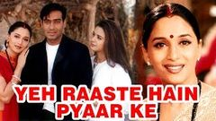 Yeh Raaste Hain Pyaar Ke (2001) Full Hindi Movie | Ajay Devgan Madhuri Dixit