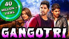 Gangotri Hindi Dubbed Full Movie   Allu Arjun Aditi Agarwal Prakash Raj