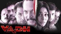 Vadh (2002) Full Hindi Movie | Nana Patekar Puru Rajkumar Meghna Kothari Nakul