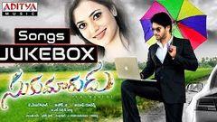 Sukumarudu Telugu Movie Full Songs Jukebox