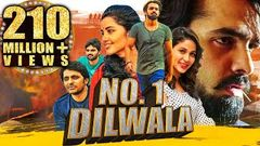 No 1 Dilwala (Vunnadhi Okate Zindagi) 2019 New Released Full Hindi Dubbed Movie | Ram Pothineni