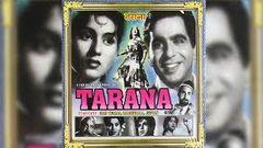 Tarana (1951) Hindi Full Movie | Dilip Kumar Madhubala | Hindi Classic Movies