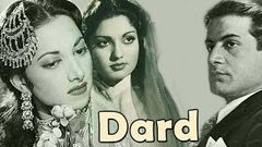 Dard 1947 Hindi Full Movie | Suraiya Shyam Kumar | Bollywood Old Movie