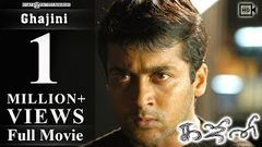 Ghajini - Tamil Full Movie | Suriya | Asin | Nayantara | A R Murugadoss | Harris Jayaraj