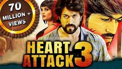 Heart Attack 3 (Lucky) 2018 New Released Full Hindi Dubbed Movie | Yash Ramya Sharan