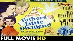 Fathers Little Dividend Horror Hollywood Movie | Spencer Tracy  Joan Bennett