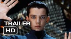 Ender& 039;s Game Official Trailer 1 (2013) - Harrison Ford Movie HD