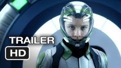 Ender& 039;s Game Official Trailer 2 (2013) - Asa Butterfield Harrison Ford Movie HD