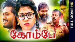 Tamil New Romantic Thriller Movie   Kombay [ HD ]   Latest 2018 Film   Ft: Charles Arun Theertha