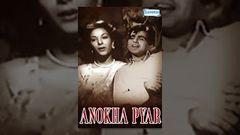 Anokha Pyar 1948 Hindi Full Movie | Dilip Kumar Nargis I Old Hindi Movie
