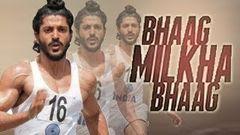 Bollywood Movie Trailers - Bhaag Milkha Bhaag Teaser Trailer Out : Farhan Akhtar