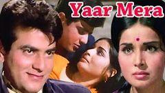 Jigri Dost - Full Hindi Movie | Jeetendra Mumtaz | Old Hindi Movies Full HD