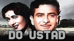 Do Ustad 1959 I Raj Kapoor Madhubala I Full Length Hindi Movie