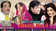 Aunty No 1 | Full Hindi Movie | Govinda Raveena Tandon Kader Khan | HD