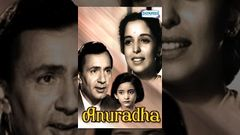 Anuradha Hindi Full Movie - Balraj Sahani, Leela Naidu, Nazir Hussain - Superhit Hindi Movie