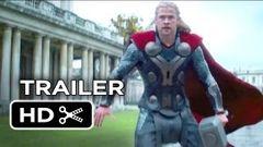 Thor: The Dark World Official Trailer 2 (2013) - Chris Hemsworth Movie HD