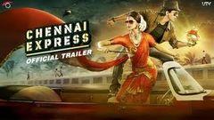 Chennai Express | Official Trailer 2013 | Shah Rukh Khan | Deepika Padukone