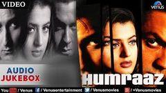 Humraaz Audio Jukebox | Bobby Deol Amisha Patel Akshaye Khanna |