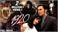 1920 Full Hindi Movie | Adah Sharma | Rajneesh Duggal | Super Hit Bollywood Horror Movie