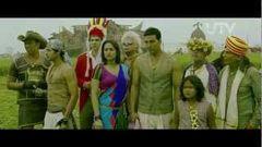 Joker | 2012 | Bollywood Movie Scene | Game Over Genius | Akshay Kumar ( akki) - Sonakshi Sinha