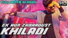 Serious Khiladi (2018) | Full Hindi Dubbed Movie | Latest South Indian Action Movie |New Hindi Movie