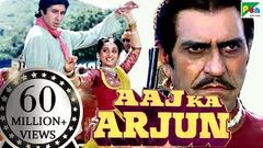 Aaj Ka Arjun | Full Movie | Amitabh Bachchan Jayapradha | HD 1080p