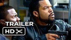 Ride Along Official Trailer 1 (2014) - Kevin Hart Ice Cube Movie HD