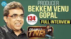 Producer Bekkem Venugopal (Husharu Movie) Full Interview Frankly With TNR 134