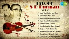 Best Of S D Burman - Old Hindi Songs - S D Burman Hits - Music Box - Vol 2