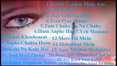 Udit Narayan Kumar sanu Abhijeet Babul supriyo & Alka Yagnik Songs Jukebox -Just Click On The Songs