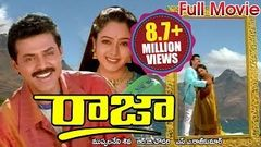 Raja Full Length Telugu Movie DVD Rip