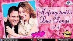 Unforgettable Love Songs Vol 4 | Romantic Songs Audio Jukebox