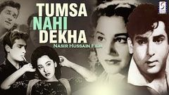 Tumsa Nahin Dekha l Shammi Kapoor Ameeta l 1957