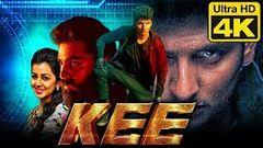 Kee (4K Ultra HD) Hindi Dubbed Movie | Jiiva, Govind Padmasoorya, Nikki Galrani