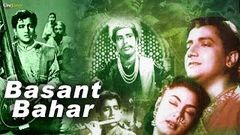 Basant Bahar (1956) | Full Hindi Movie | Bharat Bhushan | Nimmi