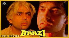 Baazi (1995) || Aamir Khan, Mamta Kulkarni, Paresh Rawal || Action Hindi Full Movie