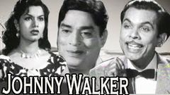 Johnny Walker 1957 I Johnny Walker Shyama I Full Length Hindi Movie
